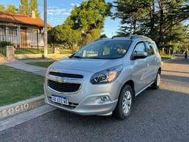 Chevrolet Spin LTZ 2017