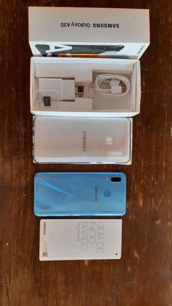 Samsung Galaxy A30 4gb Ram 64 Gb 0
