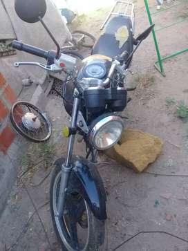 Moto bresa 150