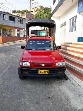 Vendo Chevrolet luv 2.300 modelo 98 full inyección