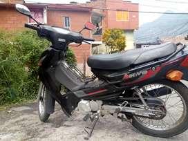 Moto semiautomática Kymco activ 110