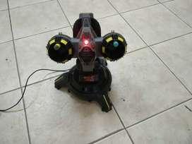 Juguete Robot Lanza-dardos