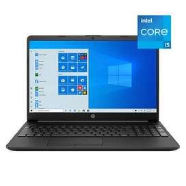 Laptop HP 15T-DW300 15.6″ Intel Core I5 (11VA) 8GB 256GB SSD JARED.PE