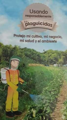 MONITOR DE PLAGAS Y ENFERMEDADES