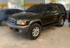 Se vende camioneta Nissan Pathfinder