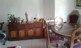 Comedor en guayacan