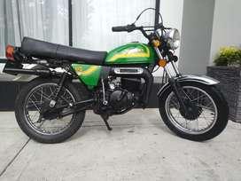 Suzuki 80 pitufa