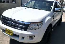 Ford ranger xlt full 2015