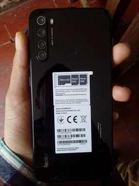 Xiaomi redmi note 8.  10/10