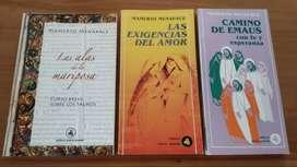 Libro de Mamerto Menapace (religion)