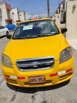 Venta Taxi Con cooperativa y placa