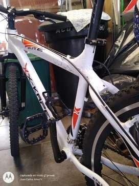 Bicicleta todo terreno X-KAPE