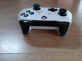 Control xbox one, original blanco