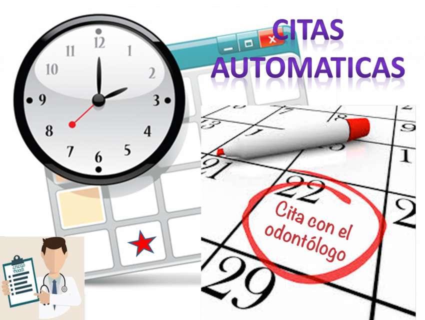 software para citas automaticas