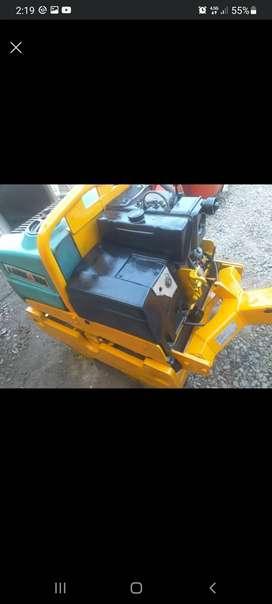 Rodillo compactador Ammann