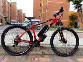 Bicicleta eléctrica rin radio 27.5 y 29