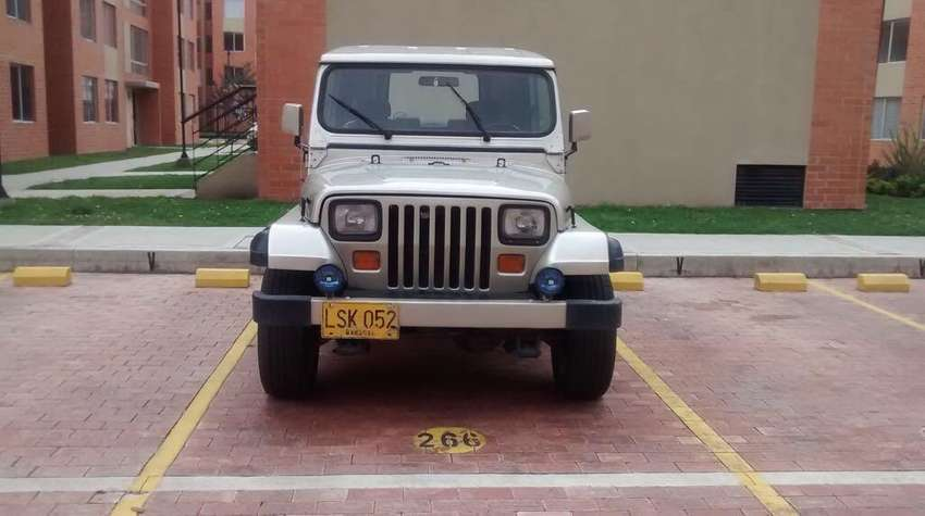 Jeep Wrangler 0