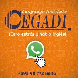 CAPACITACIÓN DE IDIOMAS (INGLES)
