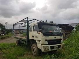 Camión plataforma. cronos 5 toneladas