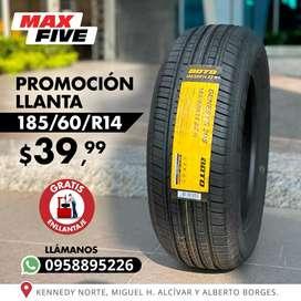 Llantas 185/60/R14