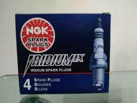 Bujía NGK Iridium