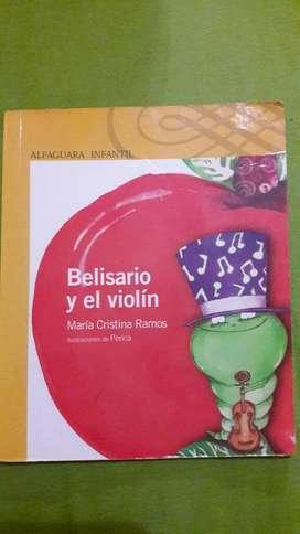 Cuento Belisario Y El Violin