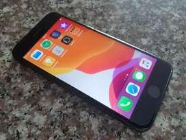 iPhone 7 128gb Negro Como Nuevo