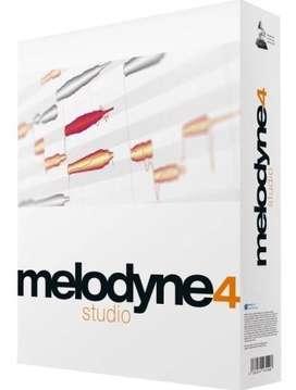 Melodyne 4 mac y pc