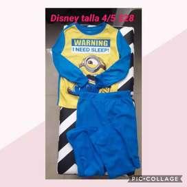 Pijamas Disney Originales
