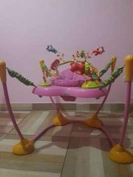 Vendo o Cambio Silla Saltarin para BB marca Infanti