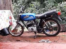 Moto imsa 100 cc 2 tiempos