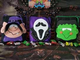 Bolsas Halloween para Dulces