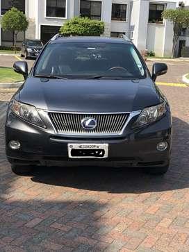 LEXUS - RX450 HIBRIDO 4X4 - AÑO 2010