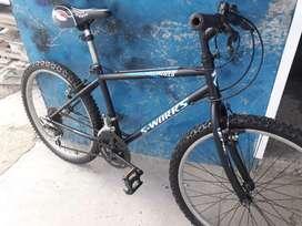 Vendo bici rodado 24 en exelente estado