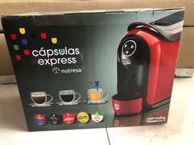 Cafetera espresso Caffitaly