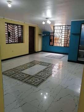 Vendo departamento en 2do piso Urb. Palermo