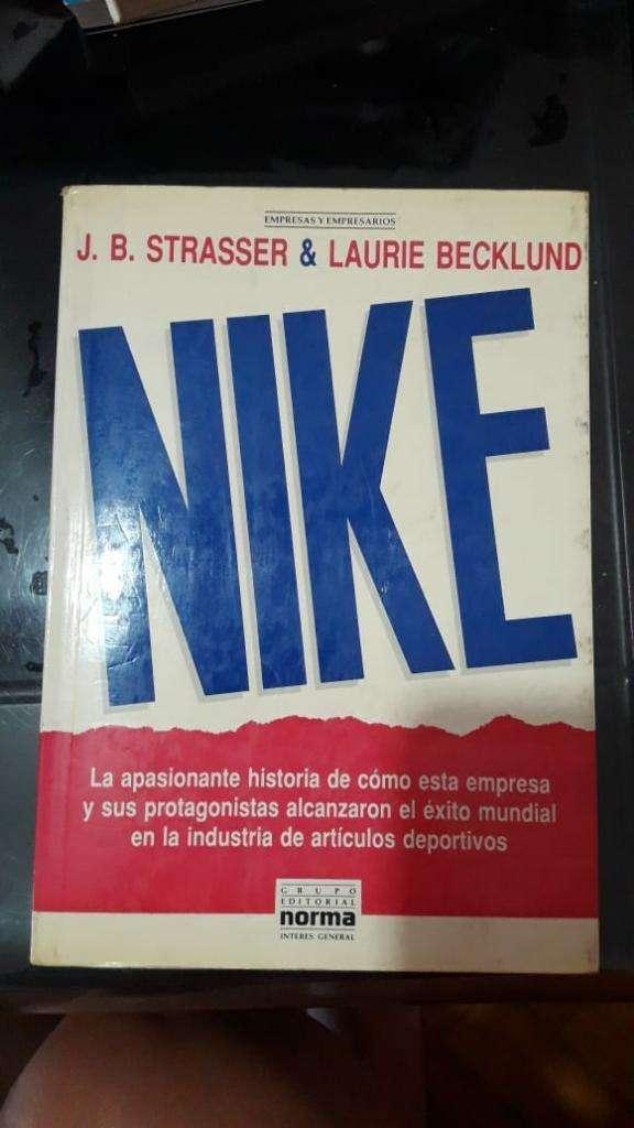 Libro Nike 0