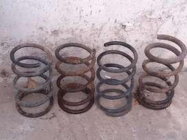 Espirales traseros GNC Chery tiggo