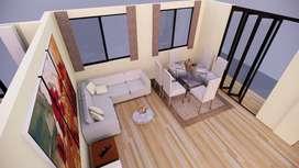 Dibujo arquitectónico, diseño, elaboración de planos, renders, recorridos