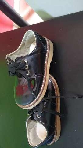 Zapas y botines de niño