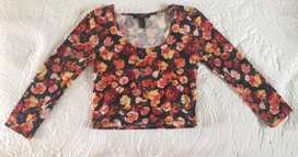Top FOREVER 21, talla S