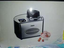Máquina de helados caceros