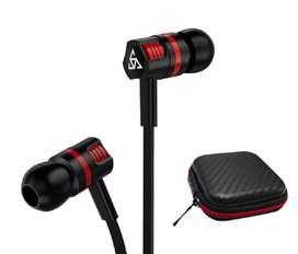 Auricular Estéreo profesional, manos libres, Samsung Xiaomi.