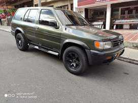 Nissan Pathfinder 1998 ganga cambio