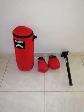 Vendo saco de boxeo