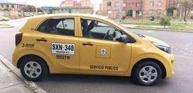 Oferta taxi modelo 2020 en perfecto estado con cupo.