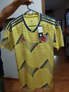 Camiseta seleccion colombia original