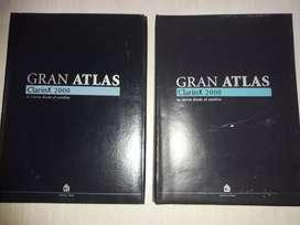 ESICLOPEDIA GRAN ATLAS (LA TIERRA DESDE EL SATELITE) CLARIN 2000