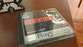 Resident Evil 2 PAL Italiano - PS1 PSX