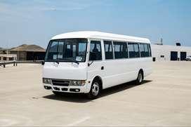 BUS ROSA (MF-100) | Fuso - Autoland